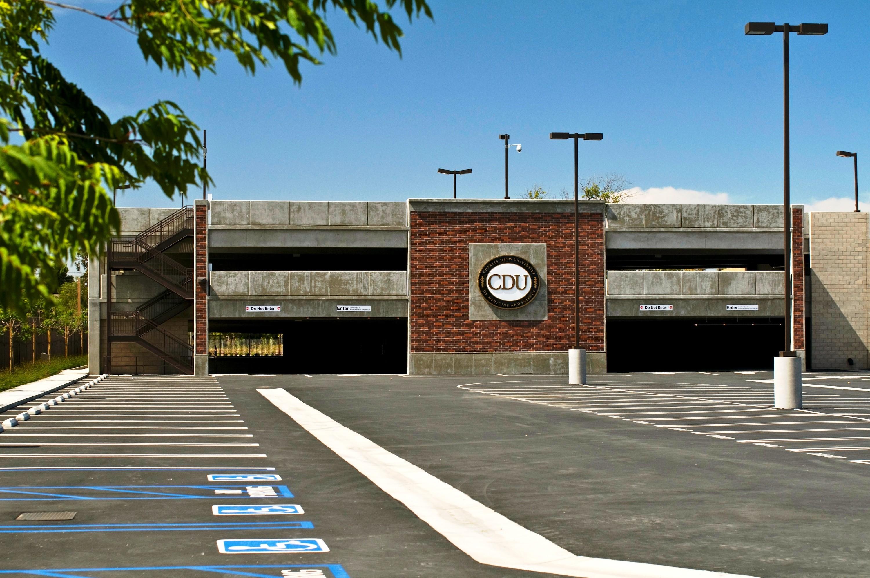 Charles Drew University Parking Structure