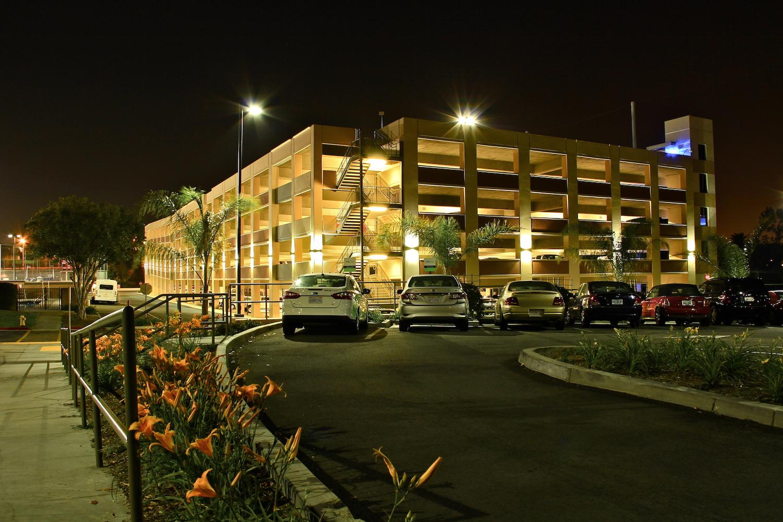 Biola University Parking Building II