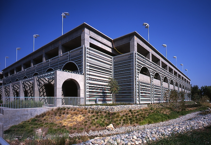 Mission College Parking Structure