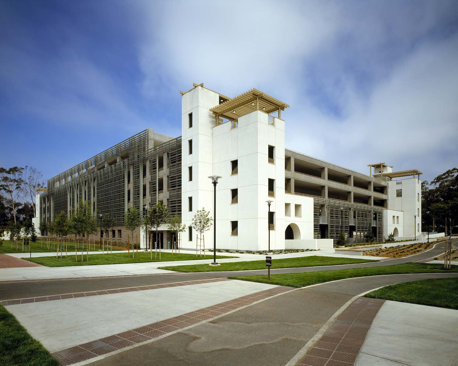 UCSB Parking Structure