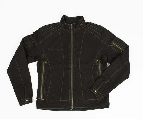 Brown Sport Ladies Jacket 1