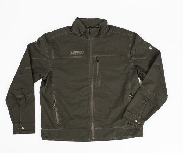 Gunmetal Sport Mens Jacket 1