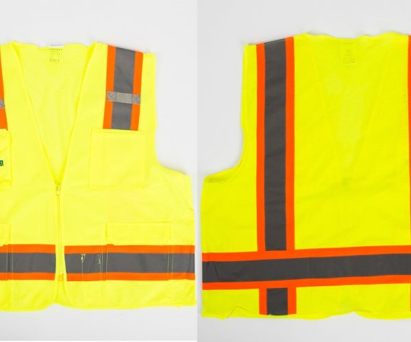 Nylon Safety Vest 2