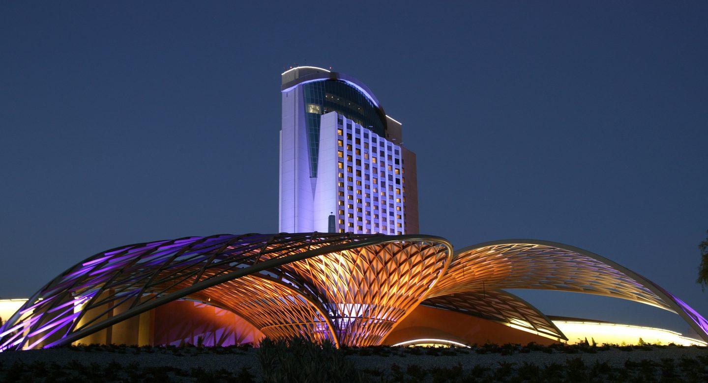 Morongo Casino Parking Structure